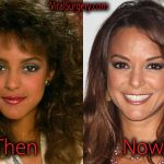 Eva LaRue Plastic Surgery Before and After Boob Job Picture