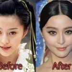 Fan Bingbing Plastic Surgery Before and After Pictures