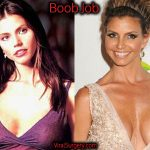 Charisma Carpenter Plastic Surgery, Before and After Boob Job Picture