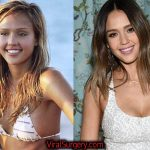 Jessica Alba Plastic Surgery, Before and After Nose, Boob Job Pictures