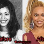 Beyonce Plastic Surgery, Before After Nose & Boob Job Pictures
